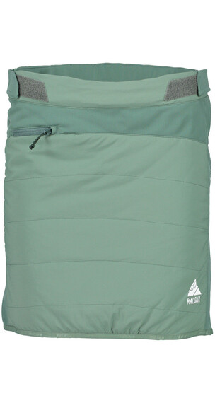 Maloja KrakauM. Ski Mountaineering Primaloft Skirt Women dark mint